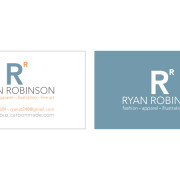 Koskinen Creative - Ryan Robinson Business Cards